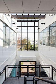 L'ILOT – PL architectures