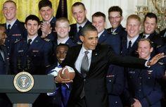 No Mitt, it's not that football.