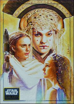 The Padme Legacy by DavidDeb.deviantart.com on @deviantART