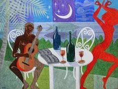 Later Tobago works - Jennifer Baird   Artist