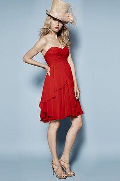 Watters Maids Dress Juniper Style 3535 | Watters.com