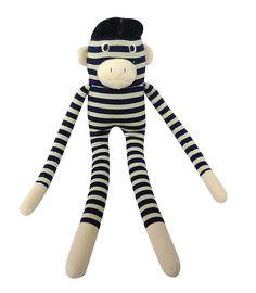 Musti ja Mirri. Patchwork-apina koiraystäväsi leikkeihin. ALE3 €(Norm. hinta 6,90 €).