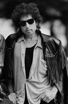 Bob Dylan is feelin' the fringe