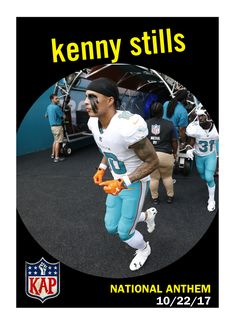 d50d4a1d5 Kenny Stills NFL national anthem protest Week 7  ImWithKap Anthem Protest