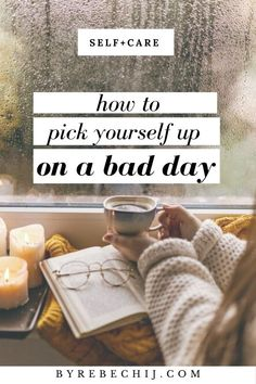 How To Get Over A BAD MOOD And Have A Great Day Instead / Mental Health, Self Care - There are things you can do to make your bad mood better. If you are having a bad day, try these si - Anxiety Tips, Stress And Anxiety, Positive Mindset, Positive Vibes, Self Improvement Tips, Self Care Routine, Bad Mood, Health Quotes, Stress Management