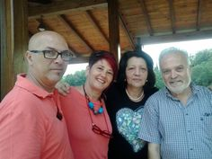 Ezio e Caterina con i Genitori di Giacomo Di Nuccio http://www.fabriziocatalano.it/18-19-20-luglio-rischiamo-il-coraggio-incontri-fraternita-di-romena/
