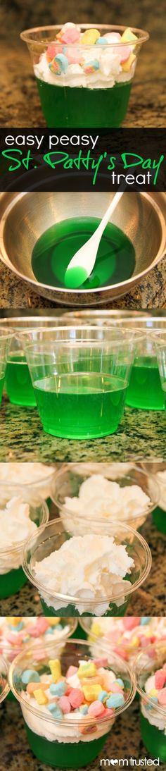 Looking for a St. Patricks Day activity that is also delicious?  :) Try this one!