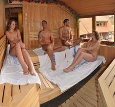 Gamely nudism in banya me