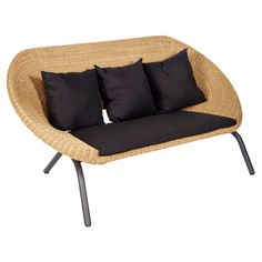 Finlay & Smith Palms Lounge Bench - Masters Home Improvement