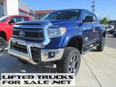 2014 Toyota Tundra Crew V8 TRD Rocky Ridge Altitude Lifted Truck Toyota Trucks For Sale, Lifted Trucks For Sale, 2014 Tundra, 2014 Toyota Tundra, Toyota Lift, Used Toyota, Sale Promotion, Trd, Pickup Trucks