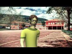 Acoso Escolar es Violencia - YouTube Teaching Spanish, Learn Spanish, Movie Talk, Riding Helmets, Learning, School, Kids Psychology, Teen, Shape