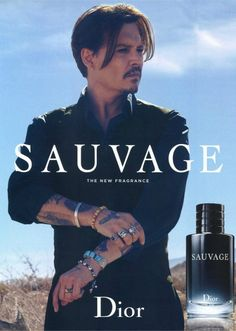 Dior Sauvage Fragrance Collection for Men - Dior Fragrance - Beauty - Macy's!Great person for this ad Johnny Depp😲😀👍❤ Parfum Dior, Dior Fragrance, Dior Perfume, Best Perfume, Johnny Depp, Here's Johnny, Popular Perfumes, Best Fragrances, Dior Men