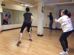 Liseth teaching Zumba! #zumba #dance #fitness #exercise #aerobics #workout #event #activity #community