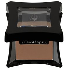 Powder Eye Shadow | Long Lasting Heroine Ash Taupe | Illamasqua