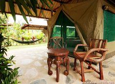 Khao Sok National Park, Thailand - Elephant Hills Luxury Tented Camp