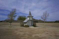 The Little Church in the Desert