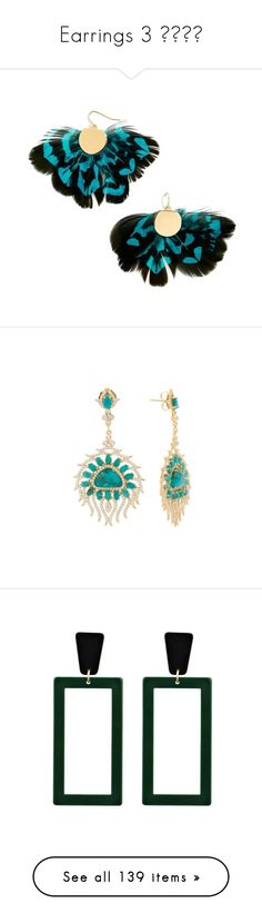 """Earrings 3 ▫️◽️"" by ooohlalah ❤ liked on Polyvore featuring jewelry, earrings, turquoise, butterfly jewelry, monarch butterfly earrings, earring jewelry, colorful earrings, feather earrings, turquoise jewelry and sterling silver feather earrings"