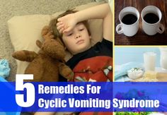 There are various ways body emits the toxic and poisonous substances out of the body. Vomiting is when the stomach vigorously vacant itself and throws all the stuff out. Cyclic vomiting syndrome is disorder where a person gets attacked with chronic fits of vomiting and sickness. Children near about three years old are very prone to vomiting than adults and they seem to overgrow this as they draw near their teens. People affected with cyclic vomiting syndrome be connected with migraines and…