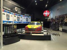 #22 at the Daytona 500 experience