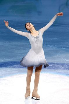 Yu-Na Kim Photos - Figure Skating - Day 16 - Zimbio