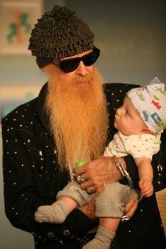 #Bones :) Angela's dad and little Michael