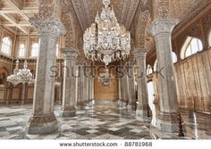 Laeacco Luxury Palace Pattern Wall Pillars Chandelier Photography Backgrounds Customized Photographic Backdrops For Photo Studio Background For Photography, Photography Backdrops, Portrait Photography, Photography Backgrounds, House Pillars, Vintage Chandelier, Wall Patterns, Background S, Amazing Architecture