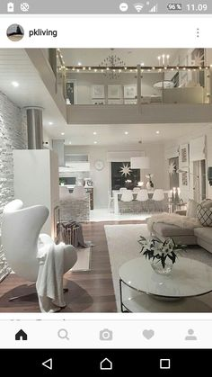 280 pixels house rooms, luxury homes, living room decor, living area, bedro Apartment Goals, Apartment Design, House Goals, Modern Interior Design, Modern Decor, My Dream Home, Dream Homes, Home And Living, Modern Living