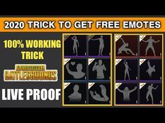 HOW TO UNLOCK FREE ALL EMOTES IN PUBG MOBILE NEW TRICK ! YOU MISS IT ? 2020 NEW TRICK - YouTube Dance App, Discord Game, Motivational Video In Hindi, Clash Of Clans Hack, Free Gift Card Generator, Point Hacks, Play Hacks, App Hack, Gaming Tips