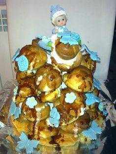 Profiterol taart