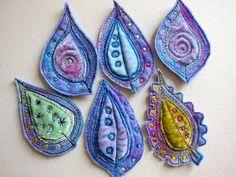 Lupin Handmade - handmade felt brooches & accessories - felt squares - Home