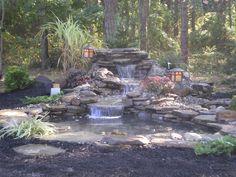 Beautiful Backyards | The Water Garden & Koi Company - Bayville, NJ