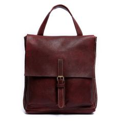 Small Raiders Pack Ranger | Women's Leather Backpacks | Roots