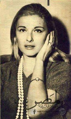 Maryem Fakhr El-Deen.... Egyptian Beauty, Egyptian Women, Most Beautiful Women, Beautiful People, Old People Love, Old Celebrities, Egyptian Movies, Egyptian Actress, Old Egypt