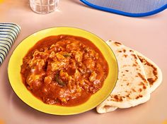 Simple Chicken Curry from Meera Sodha