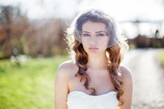 Megan Therese ~  Couture Wedding Veils and Headpieces