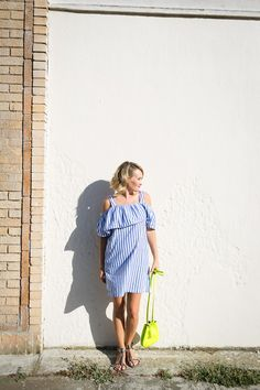 The most perfect summer dress! - The Style Editrix