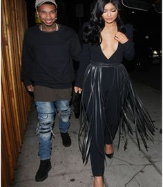 Kylie Jenner and Tyga: Are they back on
