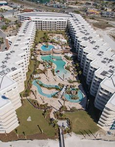 Waterscape Resort in Ft.Walton. We love this place! Very kid friendly!