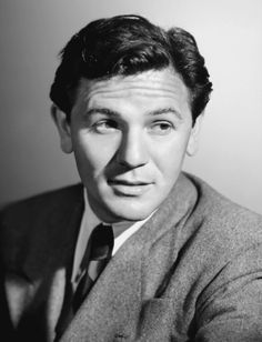 "the-asphalt-jungle: "" Happy Birthday, John Garfield - March 1913 ""If I hadn't become an actor, I might have become Public Enemy Number One"" "" Old Movie Stars, Classic Movie Stars, Classic Movies, Hollywood Stars, Classic Hollywood, Old Hollywood, Hollywood Icons, Happy Birthday John, John Garfield"