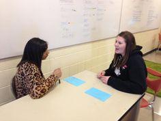 Mentoring in April