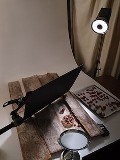what a great photography setup