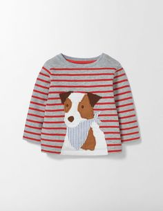 Fun Animal T-Shirt 71570 Tops & T-shirts at Boden