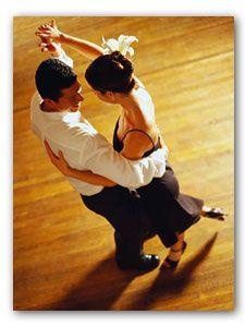 Take ballroom dancing with my honey