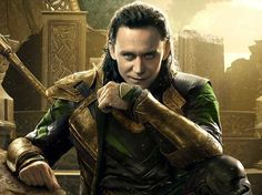 Which Evil Mastermind is Your Evil Twin? I got . Always a pleasure to see Hiddleston staring at me from a throne.