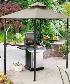 Grill Gazebo At Costco 899 Outdoor Living Pinterest