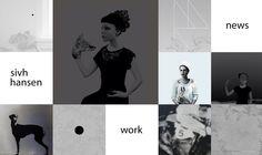 www.cargocollective.com/sivh  Sivh Hansen // Art // Kunst