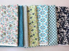 Denyse Schmidt Fancy Free Fabrics for Jo-Ann stores