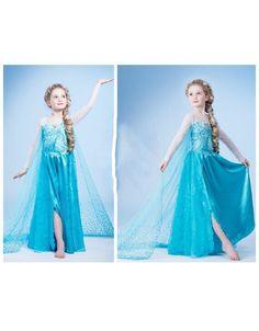 Vestido de verano [ oso Líder ] Frozen vestido Elsa & Anna para la muchacha 2014 Nuevo vestido caliente de la princesa Vestidos Marca Niñas Ropa en Vestidos de Moda y Complementos en AliExpress.com | Alibaba Group