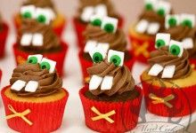 Disney  Cars Mater Cupcakes