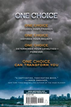 ... Back Cover Stash on Pinterest | Insurgent, Science books and Internet Divergent Book Cover Back